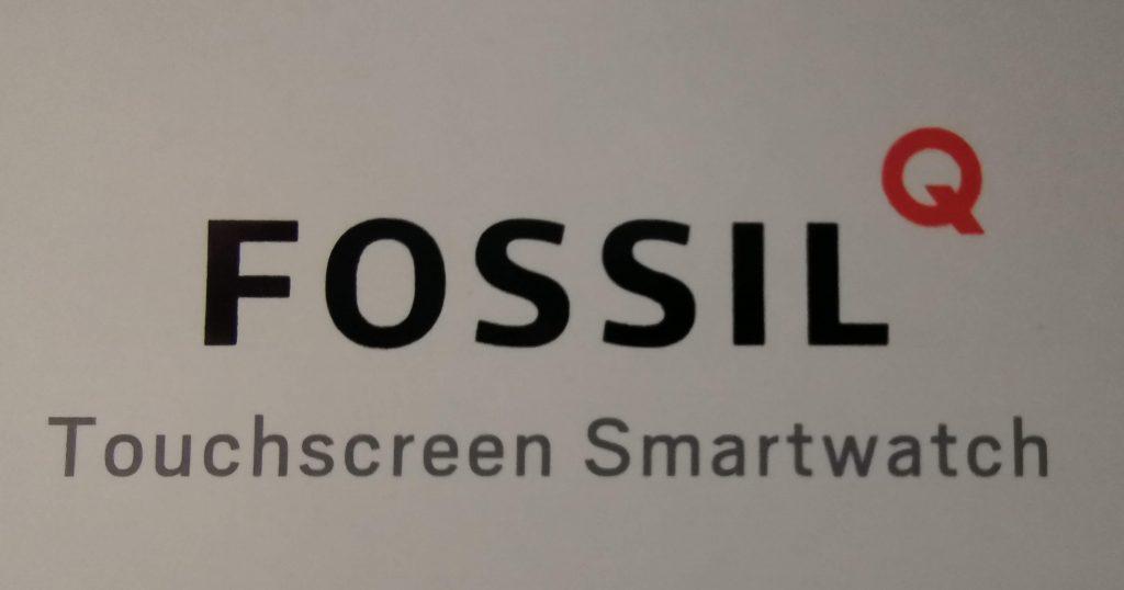 Fossil Q Explorist 4th Generation Touchscreen Smartwatch