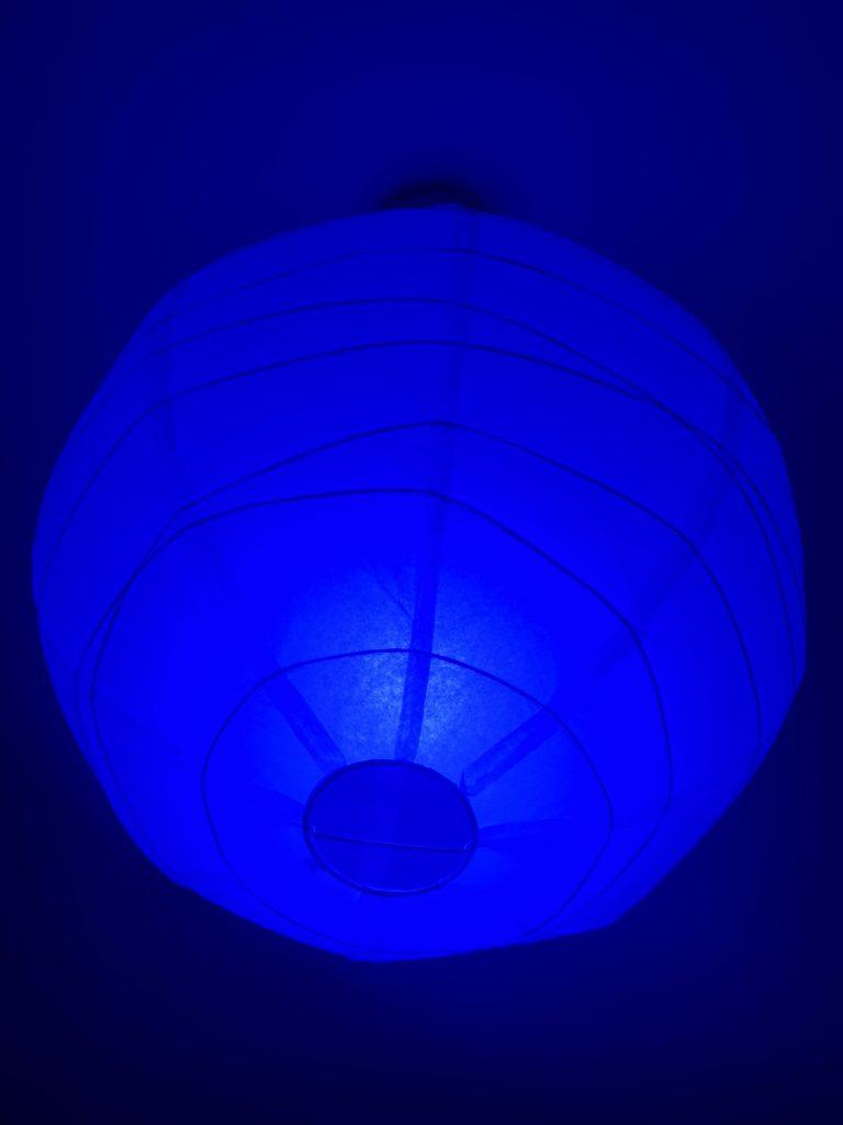 Xiaomi Yeelight - albastru