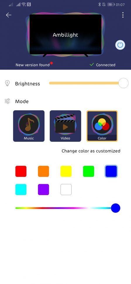 mod color