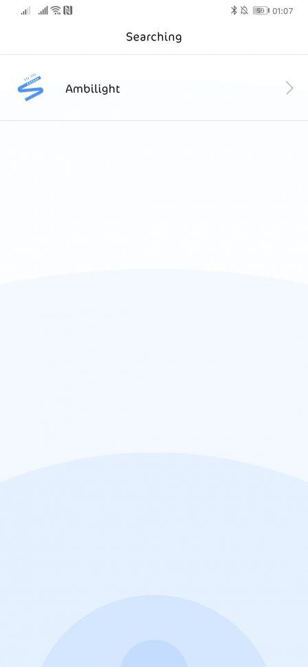 Prima pagina iHomentLight